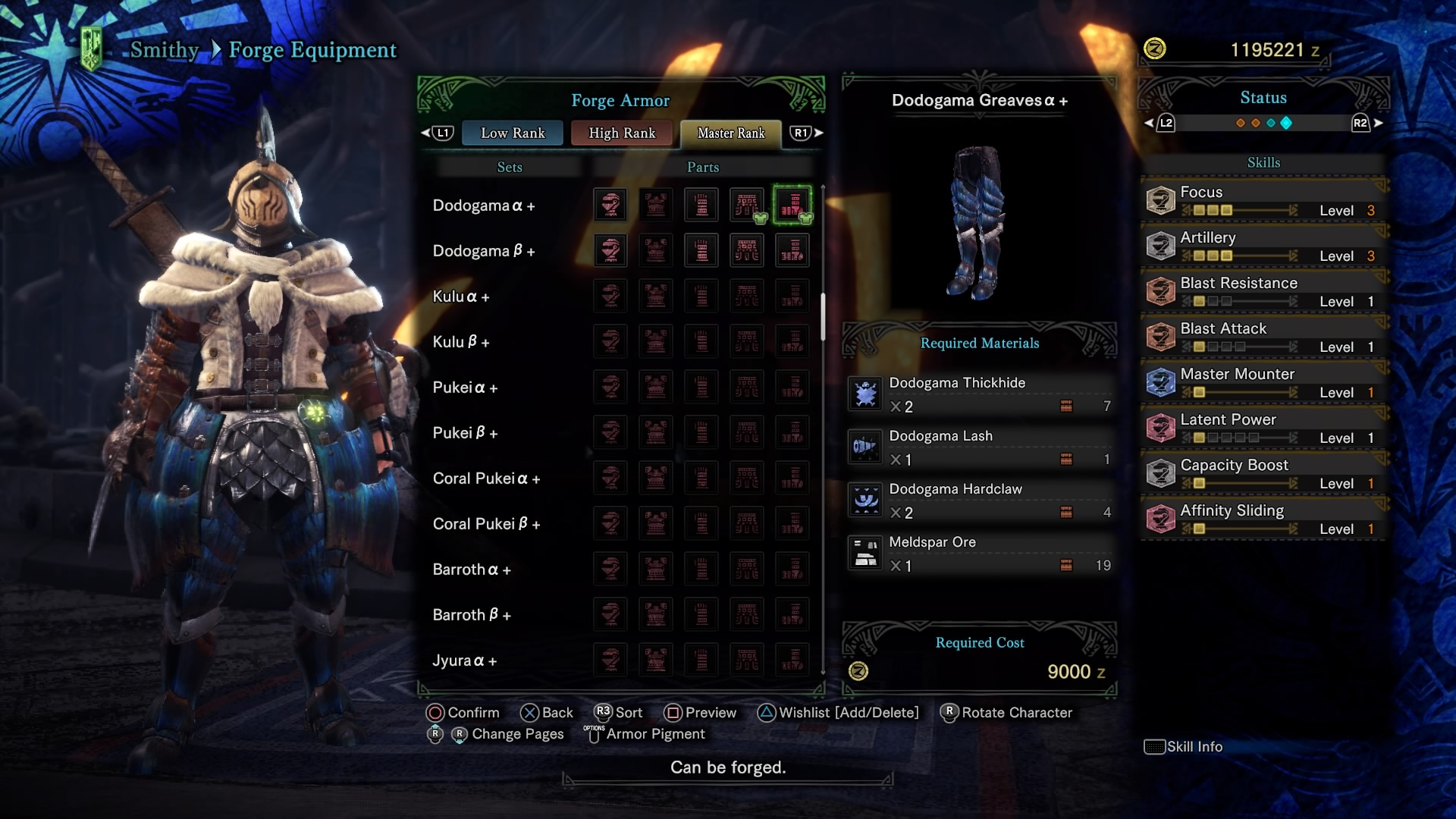 Charge Blade - Best Loadout Build & Skill Guide - MHW: ICEBORNE