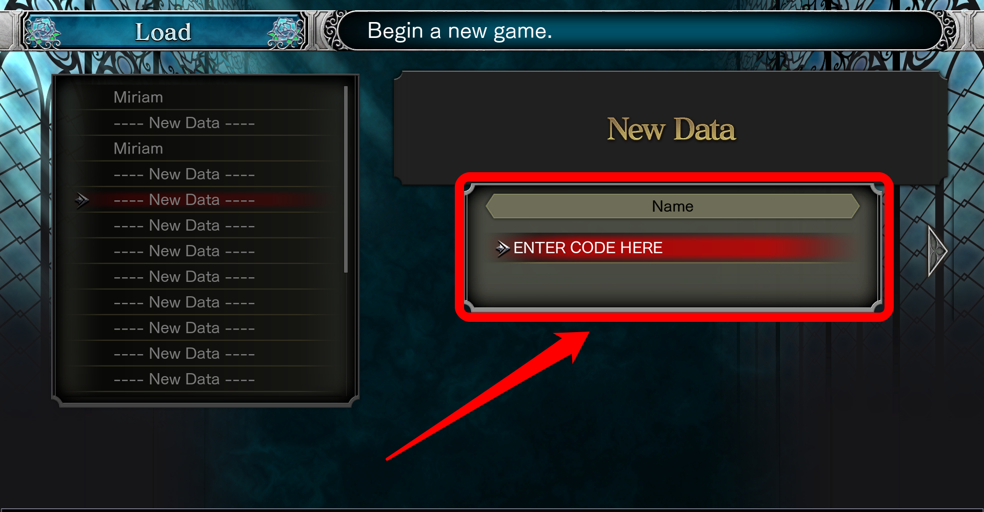 Bloodstained | All Cheat Codes List - How To Use Cheats