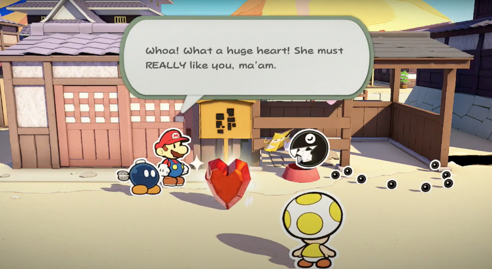 Paper Mario Max Hearts List How To Increase Max Hp Origami King Gamewith